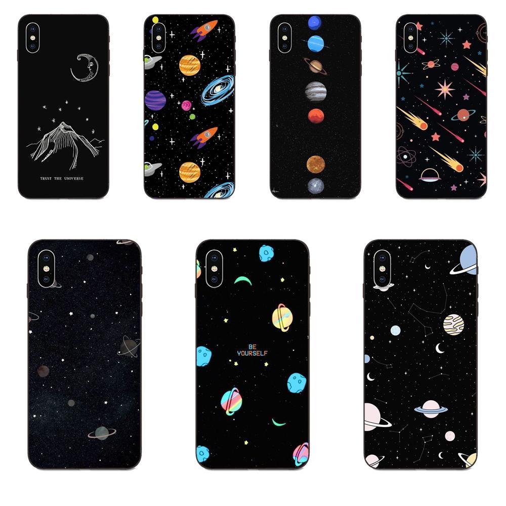 Para Apple iPhone 4 4S 5 5S SE 6 6S 7 8 Plus X XS Max XR en venta funda de teléfono todo el universo E