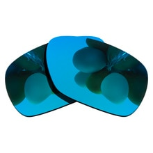 Ice Blue Polarized Sunglasses Replacement Lens for-Ray-Ban RB2027 Frame 100% UV Protection Good Fitn