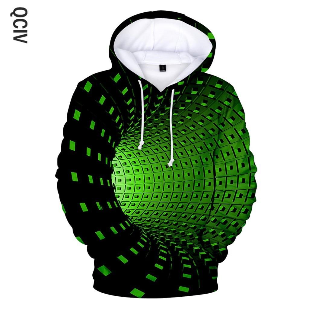 Unisex Men's 3d Printing Sweatshirt Hoodie Creative Round Neck Hooded Casual Long Sleeve Mens Hoodies Sweatshirt