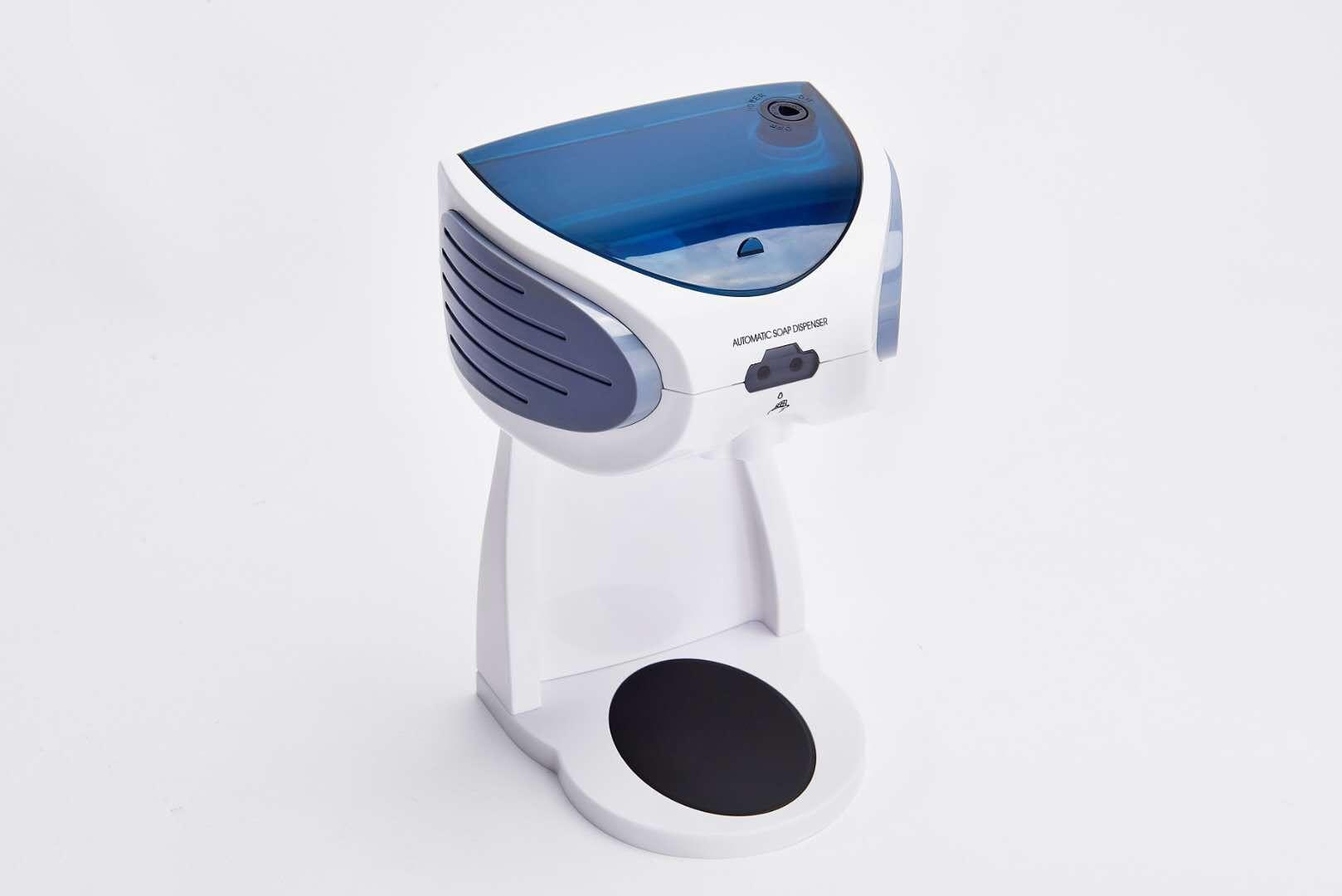 Commercial Table Sensing Soap Dispenser Alcohol Machine Automatic Sensing Alcohol Machine Infrared Sensing Hand SterilizerWF-060 enlarge