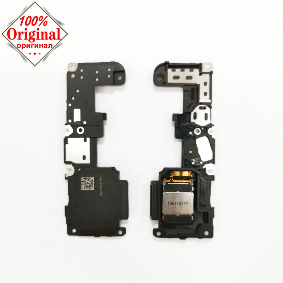 100% zumbador de altavoz Original para realme X RMX1901 RMX1903 cable flexible timbre vibrador módulo conector piezas de repuesto