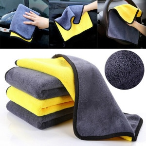 Microfiber Car Wash Towel Car Cleaning Cloth for Auto Vehicle Front Rear Windshield