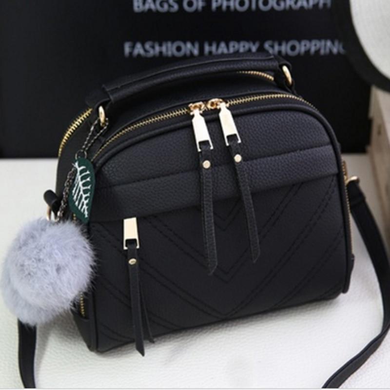 New Women Messenger Bags New spring/summer Inclined Shoulder Bag women's Leather Handbags Bag Ladies