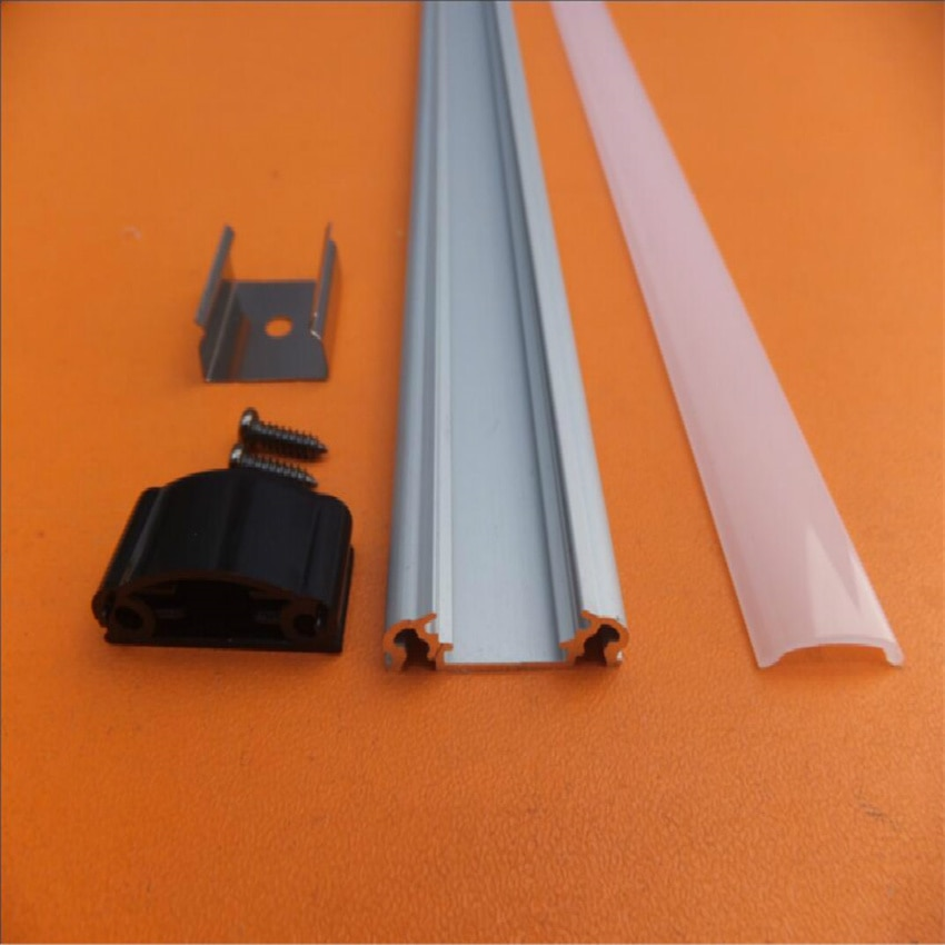 YANGMIN Free Shipping 25x7mm Hot sale aluminum extrusion profile for led light strips led surface aluminum channel