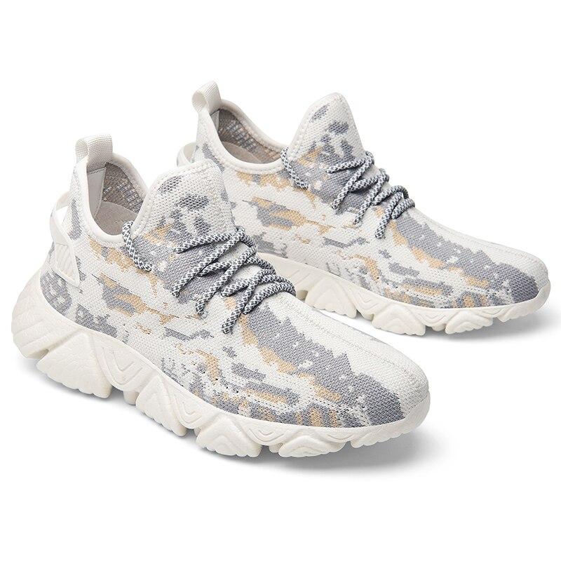 Zapatillas deportivas 2020 para hombre, zapatillas deportivas para hombre, sandalias transpirables, zapatos...