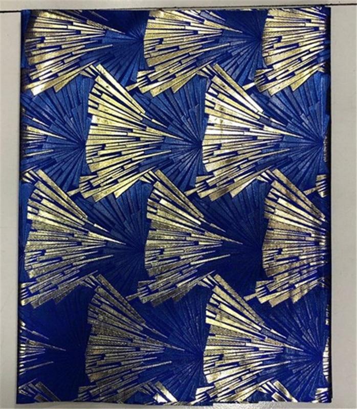 Elegante azul real desgaste de la cabeza de la serie Africana super sego la corbata cabeza de mujer envolturas JTT62 (2 unids/pack) multi color