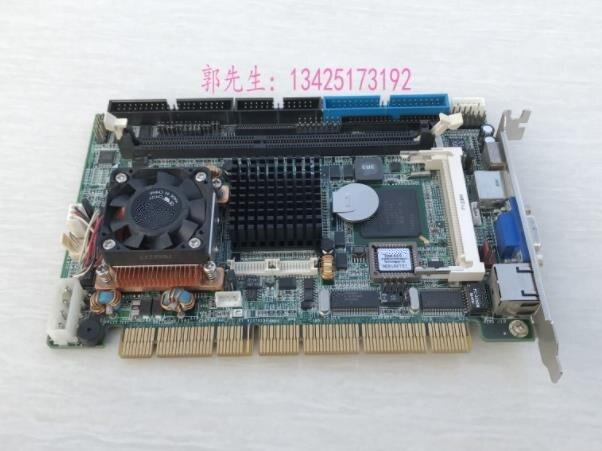 Teste de Alta Pcisa com Ventilador Qualidade Computador Industrial Placa-mãe Ib890-r Memória Cpu 100%