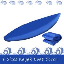 Profesional universal para barco cubierta Canoa Kayak barco impermeable resistente a los rayos UV polvo cubierta de almacenamiento escudo para barco inflable