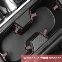 3pcs6pcs car on board water cup holder fixer set cup fixer for cup holder