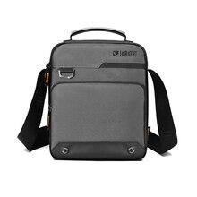 Homme sac sacs à bandoulière léger décontracté Oxford tissu Crossbody Pack nouveau portable étanche grande capacité sac à main daffaires pour hommes