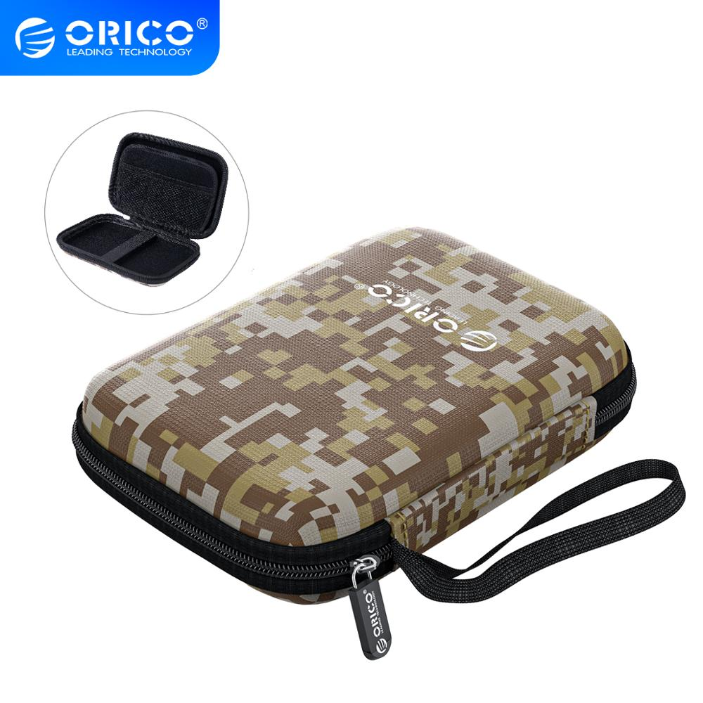 ORICO 2.5 inch Protection Bag for Power Bank HDD SSD Hard Disk Drive Portable Protector Enclosure Ca