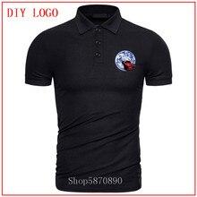 2020 New Fashion short T-shirt men spacex car shirt crew neck T-shirts harajuk camisetas polo hombre manga corta men summer polo