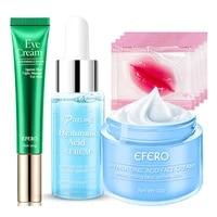hyaluronic acid face cream essence face serum moisturizing anti age anti wrinkle eye cream collagen eye mask firm lift skin care