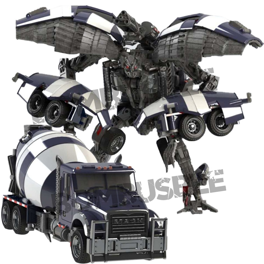【في المخازن 】 الشيطان المنقذ دمر DS-01 سبليت المتاعب رئيس فيلم عمل الشكل روبوت التحول اللعب
