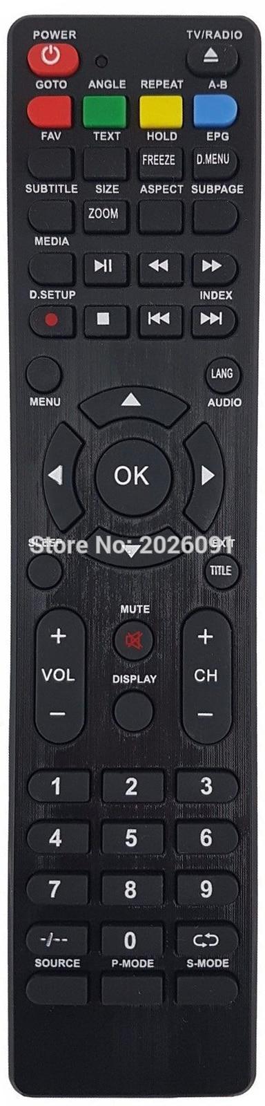 CONTROL remoto para TV TVDB815 TVDB822LED(V2017) TVDB824WH-LED(V2) TVDB832LED-MP02 DSMLED3205FHD HD3200