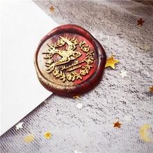 Swallow Garland lace flower stamp head of Retro Wood Stamp Sealing Wax Seal Stamp Wedding Decorative sealing Stamp wax seals
