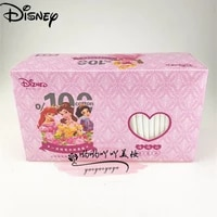 disney comfortable pure cotton thickening cleansing simple soft cute cartoon anime childrens disposable cleansing wipes