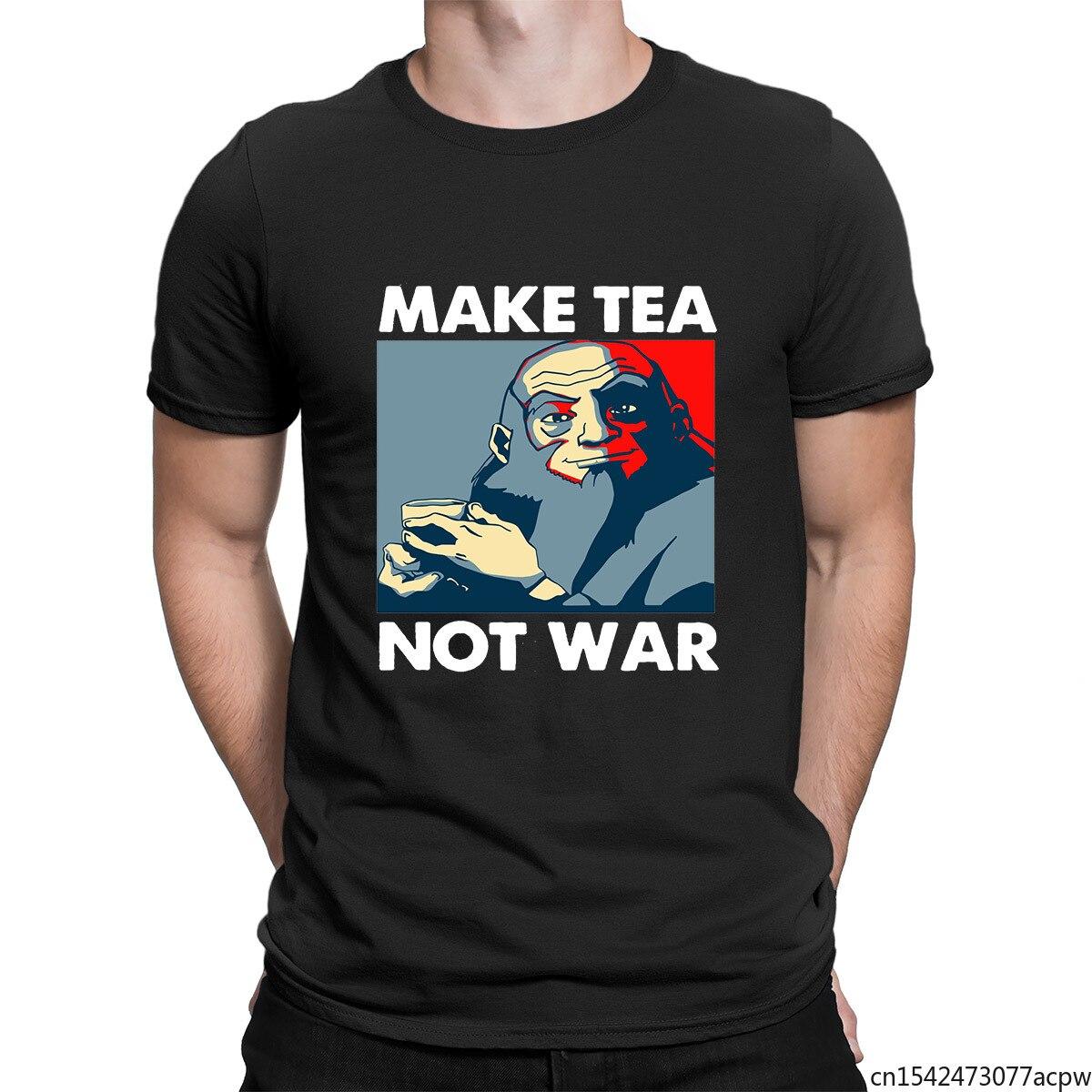 printio make tea not war Make Tea Not War Men's T-Shirt