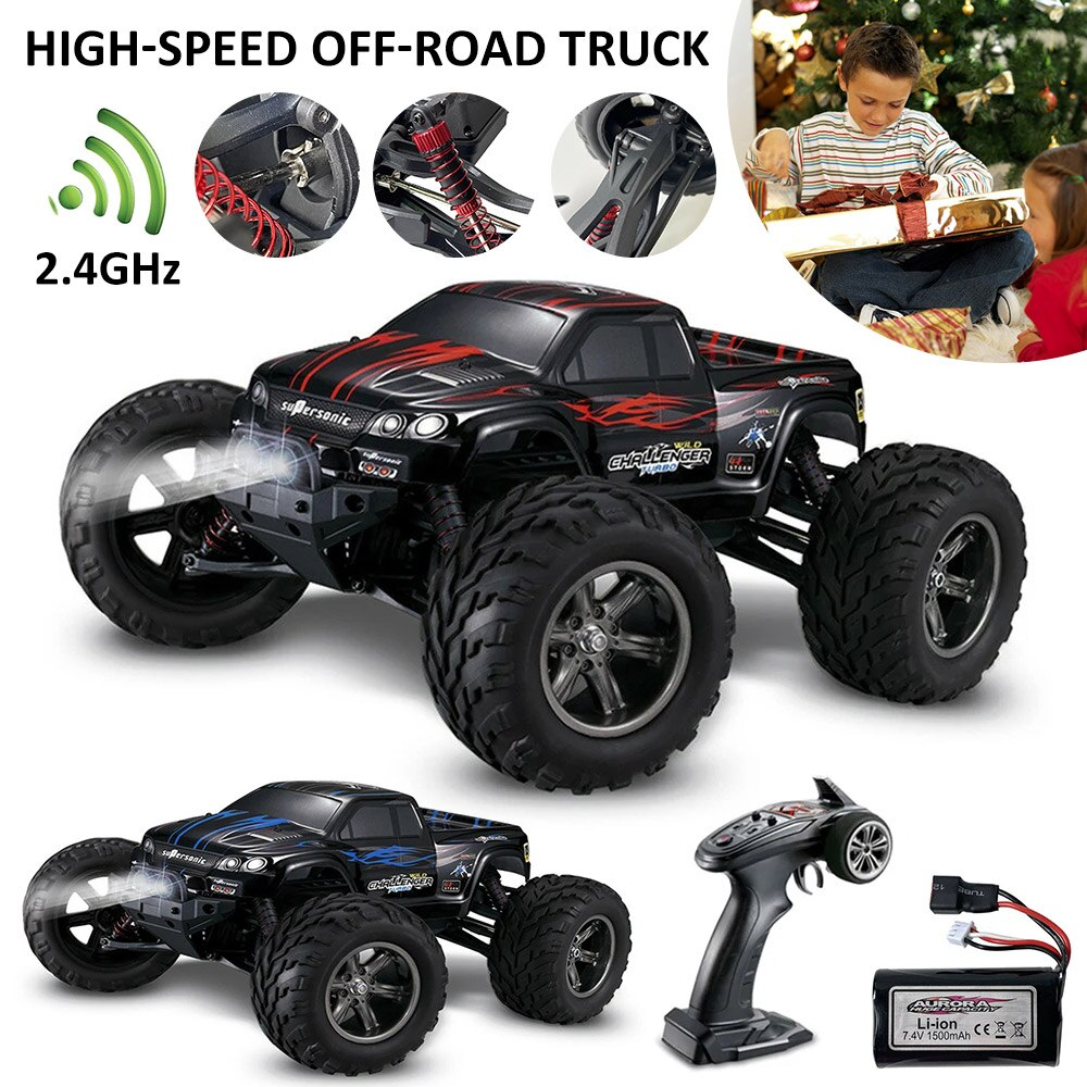 RC Cars Remote Control Car 1:12 Scale High Speed Off Road RC Truck 2.4Ghz RC Monster Trucks Racing Car Hobby Vehicles Toys enlarge