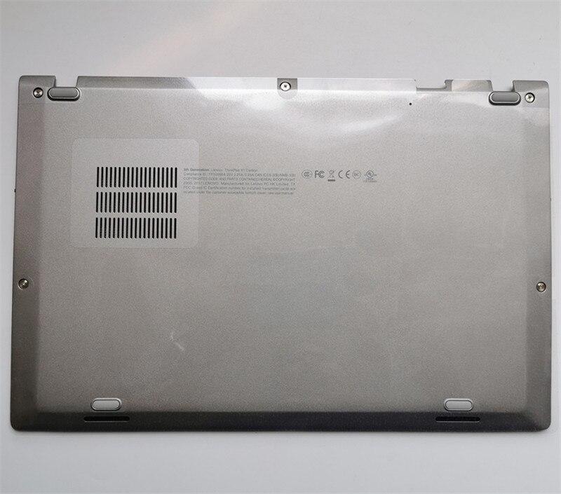 Nuevo original para Lenovo Thinkpad X1 Carbon 6th D carcasa inferior funda 01LV462 2018