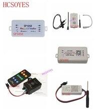SP108E WIFI SP107E SP106E Contrôleur De Musique pour WS2812B LED Bande SP105E SP110E Bluetooth SK6812 RVB/RGBW APA102 WS2811 LUMIÈRE LED