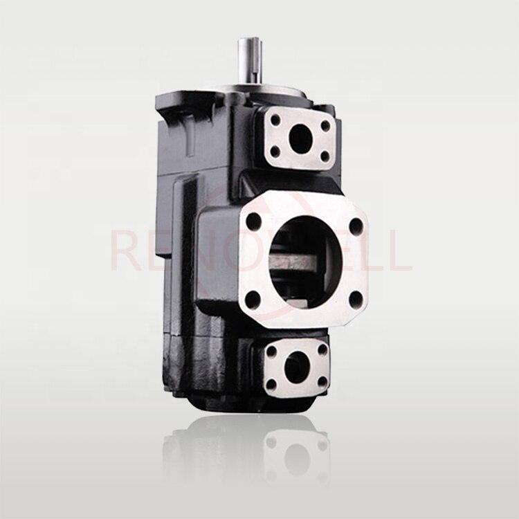 Top quality Parker Denison T6CC T6DC T6EC T6ED Double Hydraulic Oil Pumps manufacturers