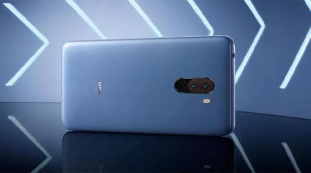 Фото2 - Смартфон xiaomi poco f1, 6 ГБ 128 ГБ, Snapdragon 845, с экраном 2246*1080 пикселей