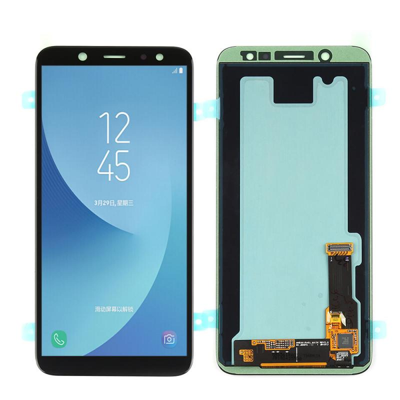 For Samsung Galaxy A6 2018 A600 LCD Display Touch Screen Digitizer Assembly For Samsung A6 Mobile Phone LCD Screen enlarge