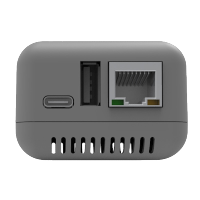 10/4.0 Mbps RJ-45 LAN ميناء إيثرنت خادم الطباعة محول واي فاي شبكة لاسلكية BT 2.0 طباعة خادم الشبكات USB 100 ميناء سريع