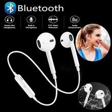 Mini écouteurs sans fil Bluetooth Sport écouteurs intra-auriculaires casque stéréo avec micro écouteurs de Sport pour la course à pied