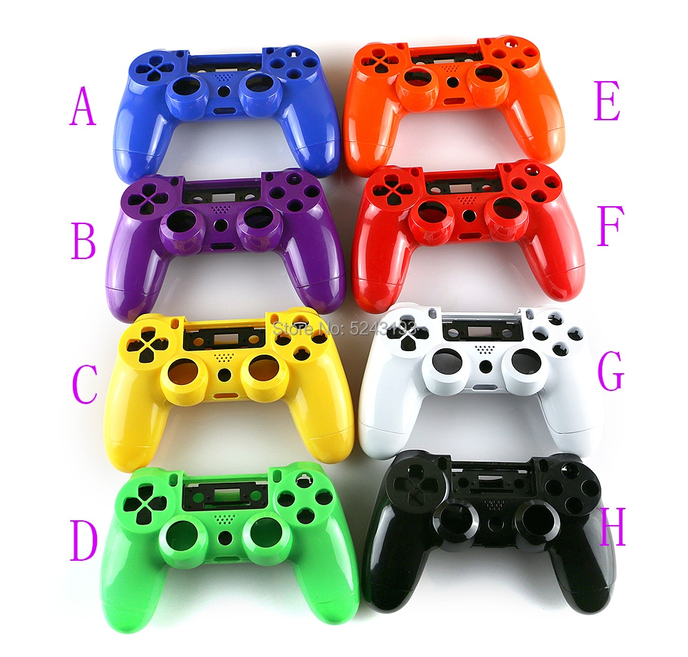 10sets-for-ps4-sony-playstation-4-controller-case-silicone-soft-flexible-gel-rubber-shell-cover-video-game-controller-accessory