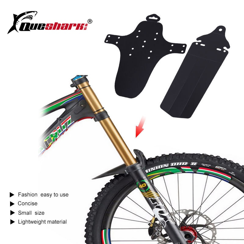 1 Set MTB Mountain Bike Front + Rear Mud Guards Bicycle Mudguard Front/Rear Tire Wheel Fenders Cycling Fix Gear Accessories