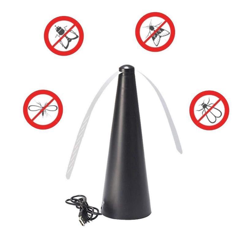 Ventilateur anti-mouche garder les mouches loin de votre nourriture profiter de repas en plein air piège à moustiques moustiques tueur dinsectes ravageur rejeter ventilateur de bureau