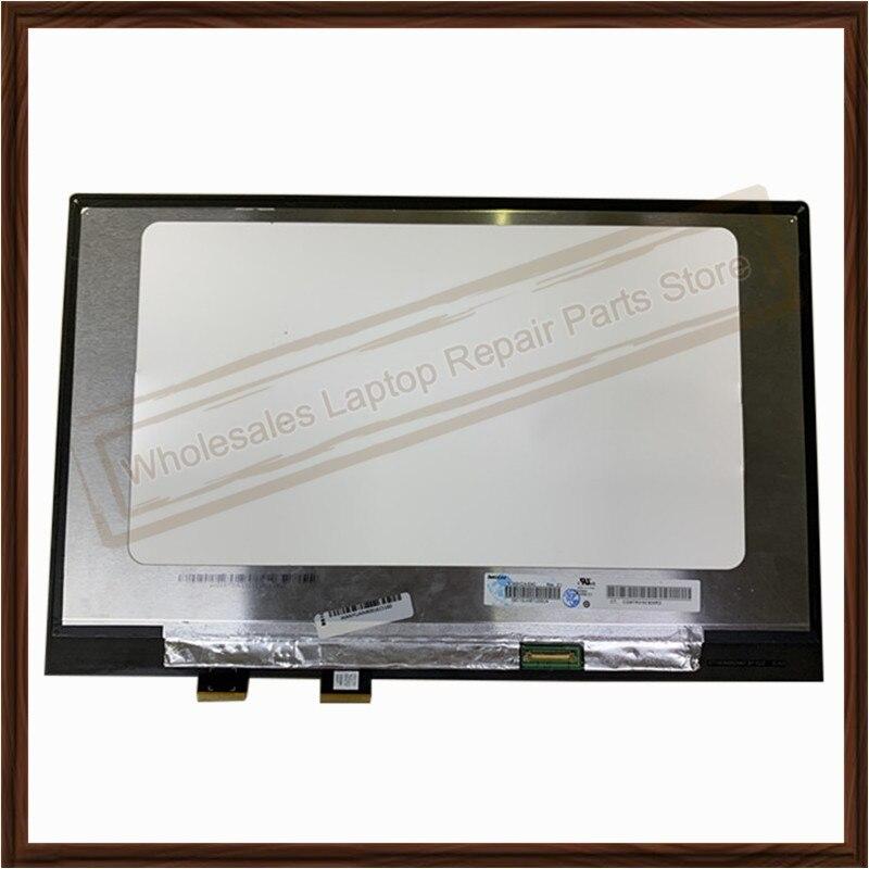 14 ''lcd عرض ل ASUS VivoBook الوجه 14 TP412 TP412U TP412UA N140HCA-EAC محمول LCD شاشة تعمل باللمس الجمعية استبدال