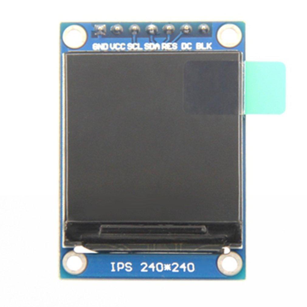 1,3 pulgadas 240x240 Módulo de pantalla LCD Digital pantalla desnuda 65K SPI serie a todo Color RGB TFT IPS pantalla LCD