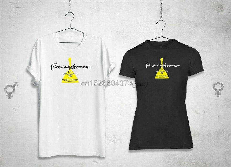 Como katzenjammer novo camiseta todos os sizescolors rockland balalaika engraçado camiseta