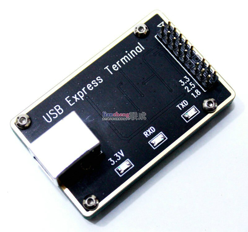 Usb express terminal de alta velocidade terminal com3 geração compatível com pc3000 e mrt