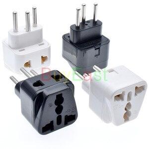 Universal to Switzerland Swiss Travel Adapter 2-Way Outlet Plug Change UK/AU/EU/US/China Plug AC100~250V 10A
