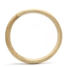 Chinese Kung Fu Wing Chun Hoop Wood Rattan Ring Sticky Hand Strength Training Y4UB