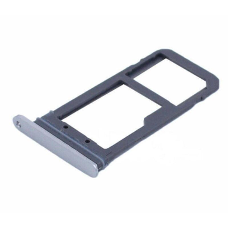 For Samsung Galaxy S7EDGE G9350 G935F G935A Dual&Single SIM Card Tray SD Holder Slot