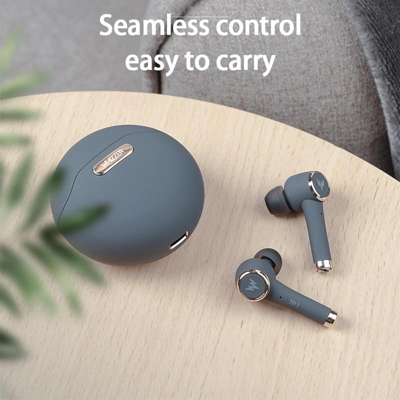 Earphone Bluetooth HIFI Stero Sound Quality Advanced Wireless Headphones Intelligent Call Noise Reduction Headset Gamer наушники