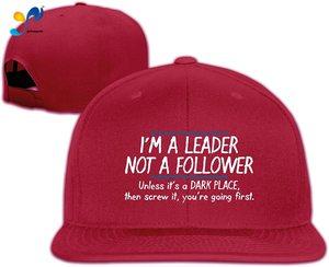 Yellowpods I'm A Leader Men's Relaxed Medium Profile Adjustable Baseball Cap