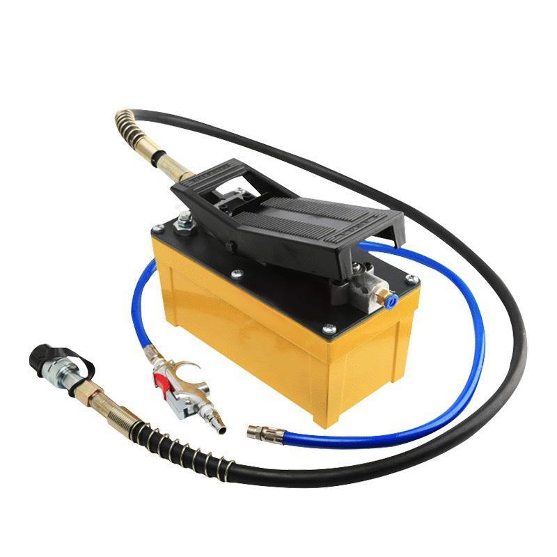 HHB-70BQ bomba hidráulica 10 do pedal do pé do ar, máquinas do quadro do corpo do automóvel 000psi pneumáticas