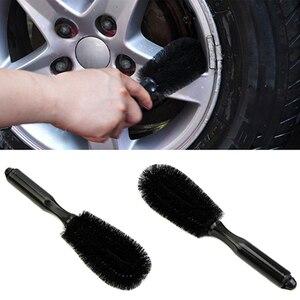 1PCS Car Truck Motorcycle Bicycle Washing Cleaning tool Wheel Tire Rim Scrub Brush Car Brush Tool