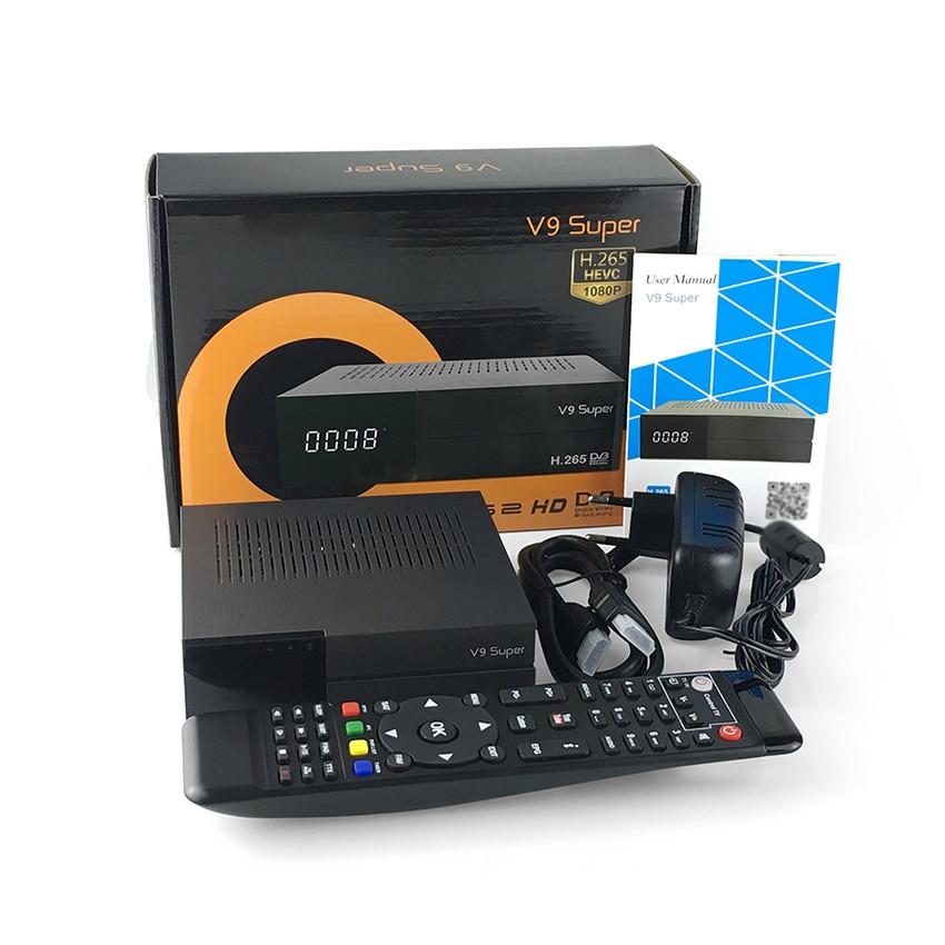 DVB S2 صندوق محولات التلفزيون الرقمي للتلفزيون التناظرية HDTV فك التشفير ، المدمج في واي فاي ، ودعم IPTV ، يوتيوب ، Cccam ، وتقاسم الشبكة