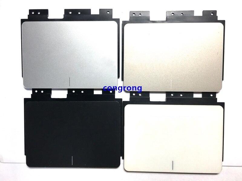 ¡Novedad de 95%! Panel táctil para ASUS K555L X555LD Y583L F555 A555Y W509L, panel táctil para ratón, tablero de botones izquierdo y derecho