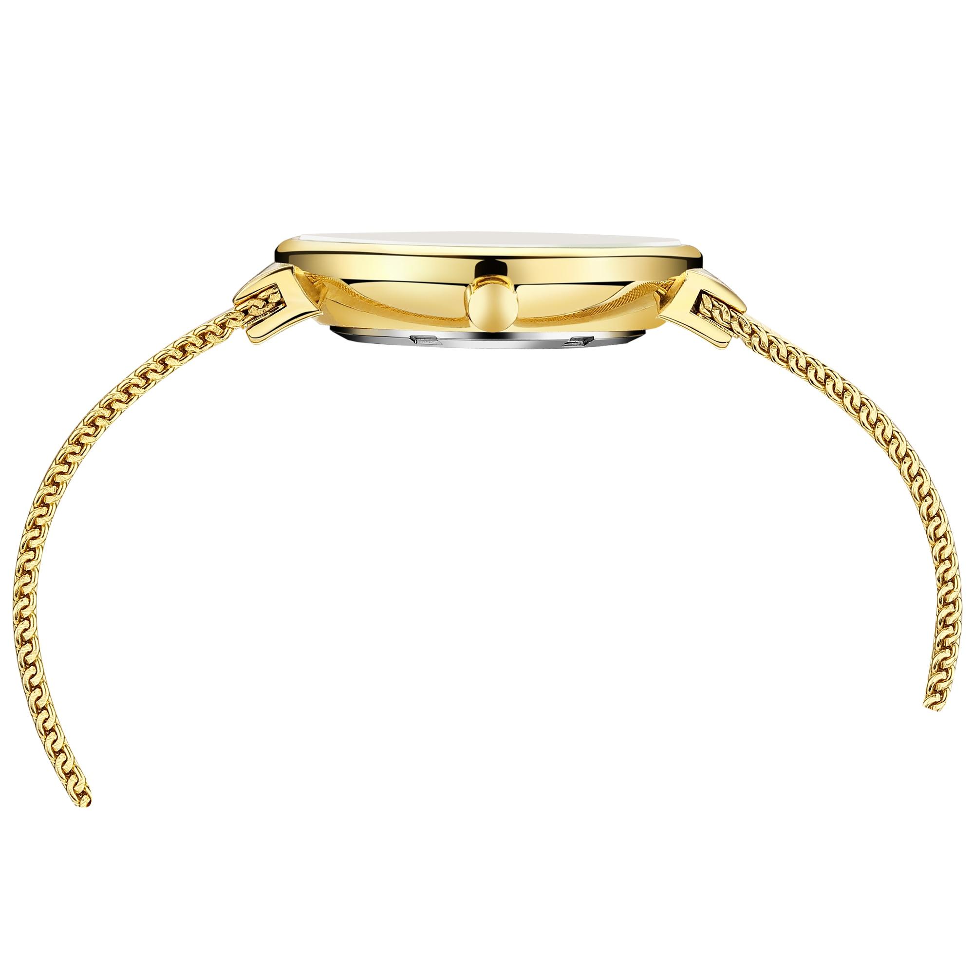 CURREN Female Watch Simple Casual Design Women Wristwatches High Quality Waterproof Mesh Quartz Watches Top Brand Zegarek Damski enlarge
