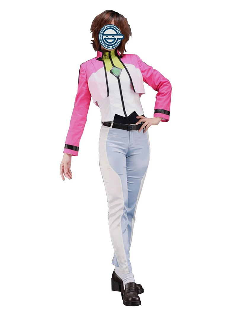 Komórka garnitur Gundam 00 Fueruto Cosplay kostium