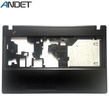 Nouveau repose-palette dorigine pour Lenovo G580 G585 housse de lunette de clavier supérieure AP0N2000324 AP0N2000300 AM0N2000100