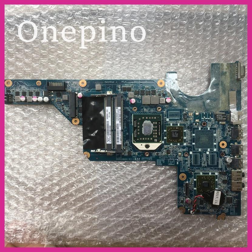 الأصلي 638856-001 يصلح ل HP بافيليون G4 G6 G7 DA0R22MB6D0 دفتر اللوحة الأم اختبار